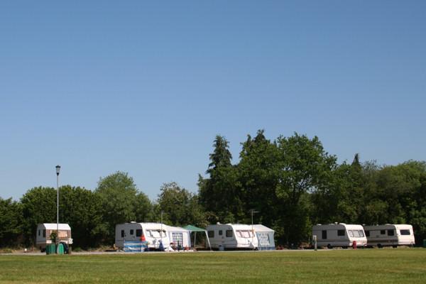Llandovery Caravan and Camping Park