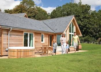 Swandown Lodges