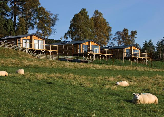 Kessock Highland Lodges