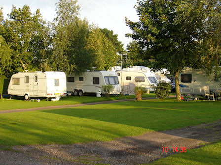 Kennford International Caravan Park