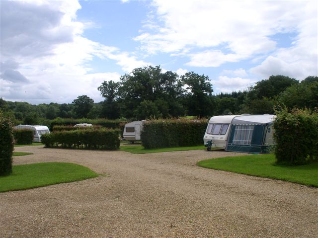 Hill Cottage Farm Camping and Caravan Park