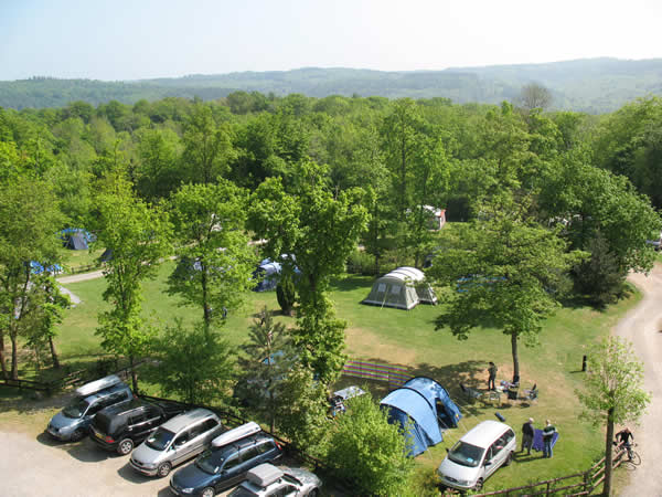 Doward Park Campsite