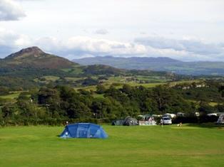 Mynydd Du Caravan Park