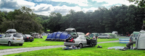 The Croft Caravan and Camp Site