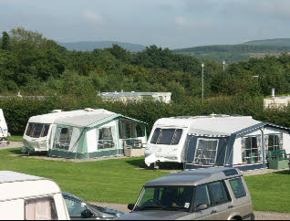 Glenearly Caravan Park, Dalbeattie,Dumfries and Galloway,Scotland