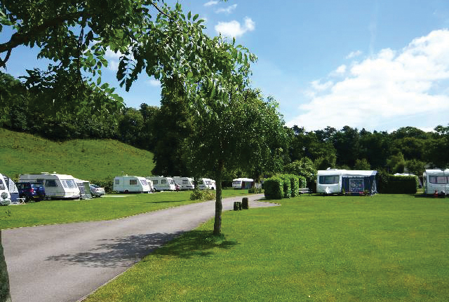 Glencote Caravan Park