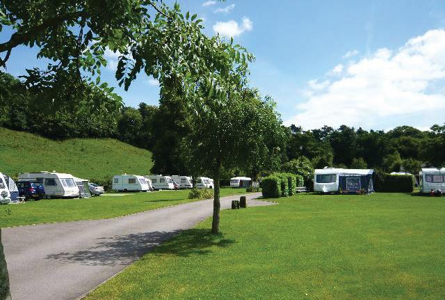 Glencote Caravan Park