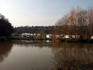 Lyons Gate Caravan Park and Fishery