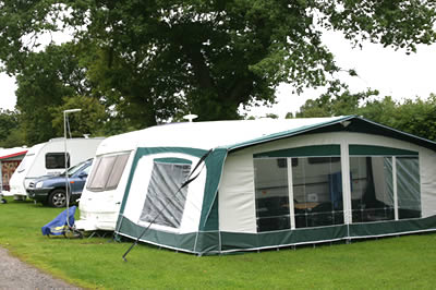 Woodhouse Farm Caravan Park