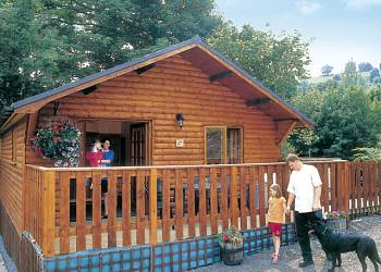 Brookside Woodland Lodges, Bron-y-Garth,Shropshire,England