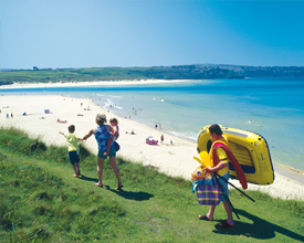 Riviere Sands Holiday Park, Hayle,Cornwall,England