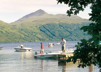 Loch Lomond Holiday Park