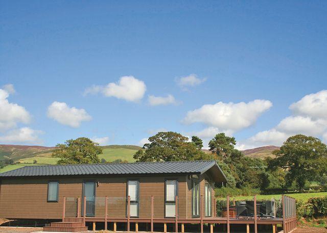 Mudo Mynydd Lodges