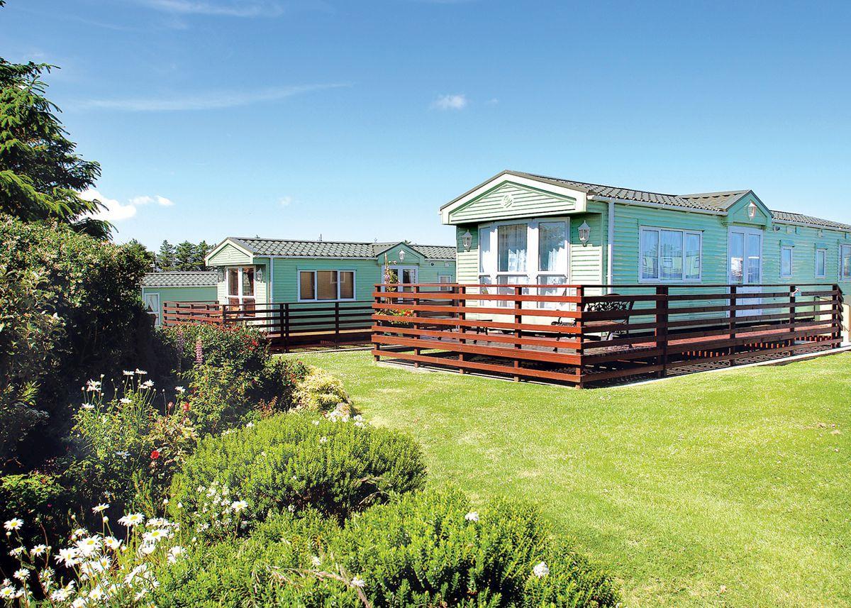 Glenluce Holiday Park, Newton Stewart,Wigtownshire,Scotland