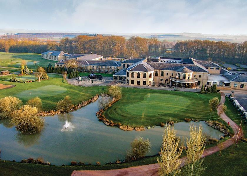 Belton Woods Lodges, Grantham,Lincolnshire,England