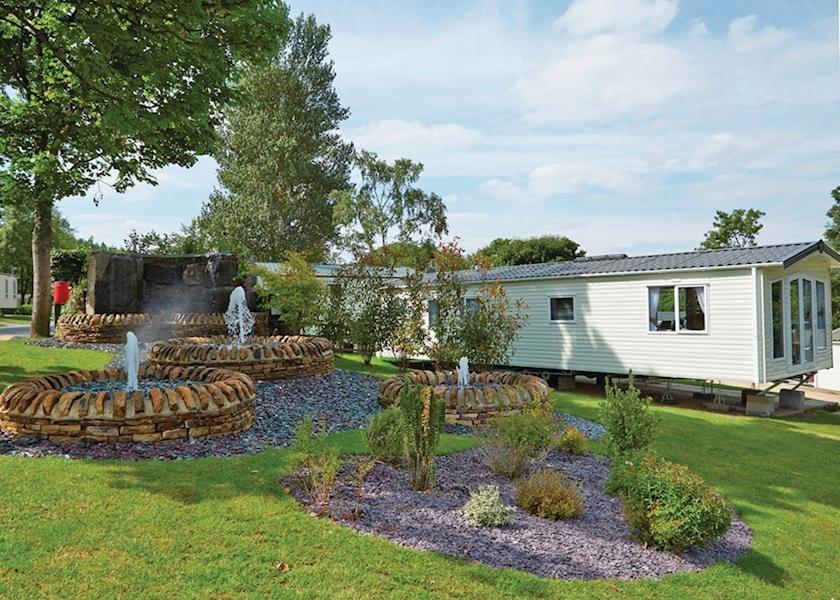Heather View Leisure Park, Bishop Auckland,County Durham,England