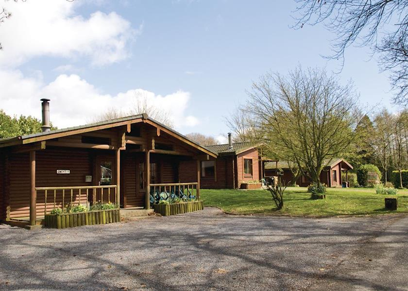 Pantglas Hall Lodges, Carmarthen,Dyfed,Wales