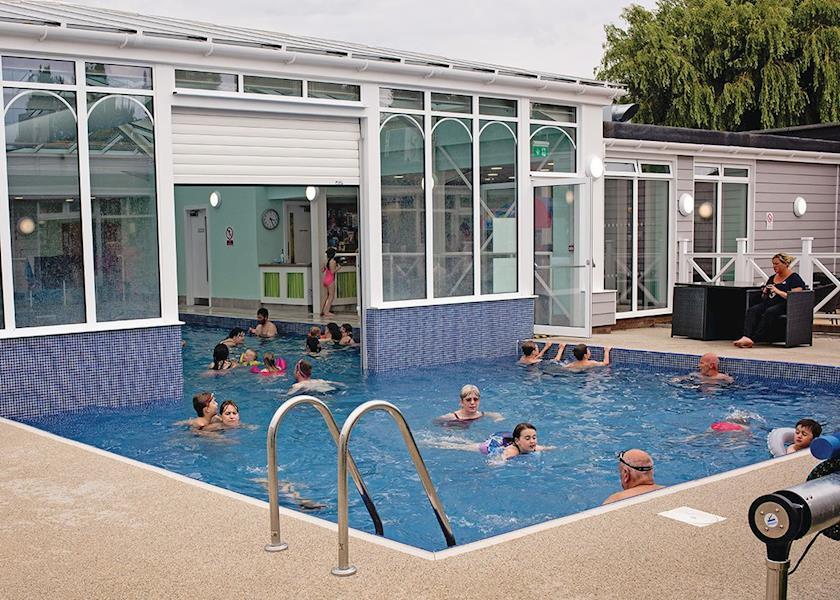 Manor Park Holiday Village, Hunstanton,Norfolk,England