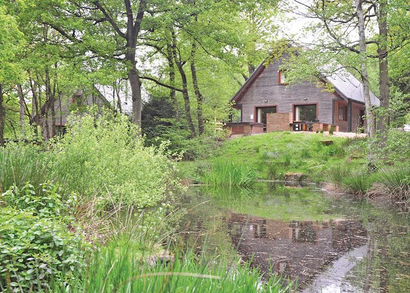 Ramshorn Estate Woodland Lodges, Stoke-On-Trent,Staffordshire,England