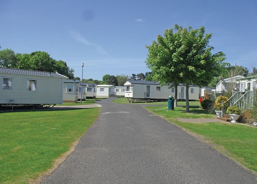 Scoutscroft Leisure Park, Eyemouth,Berwickshire,Scotland