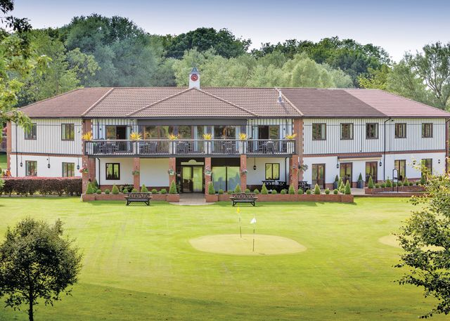 The Manor Resort, Laceby,Lincolnshire,England