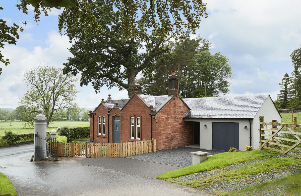 Netherwood Lodge a british holiday cottage for 4 in ,