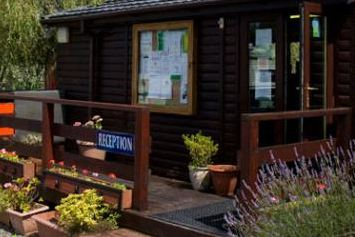 The Village Holiday Park, New Quay,Ceredigion,Wales