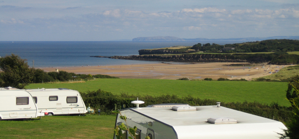 Tyddyn Isaf Caravan and Camping Site, Dulas,Anglesey,Wales
