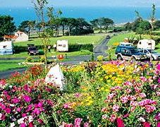 Tyddyn Du Touring Park, Penmaenmawr,Conwy,Wales