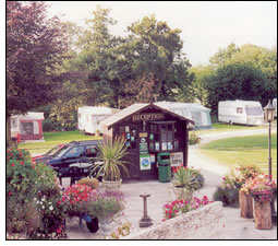 Glen Trothy Caravan Park, Monmouth,Monmouthshire,Wales