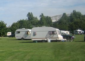 Llandow Touring Caravan Park, Cowbridge,Glamorgan,Wales